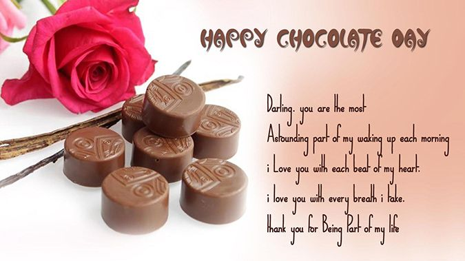 chocolate day quotes for wife happy chocolate day wishes happy