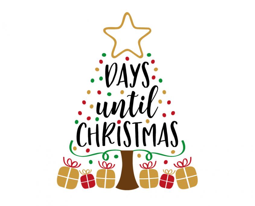 Days Until Christmas Svg Free.Category 2072 Free Free Svg Files Svg Files Cricut