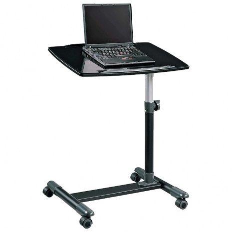 Portable Computer Desk On Wheels