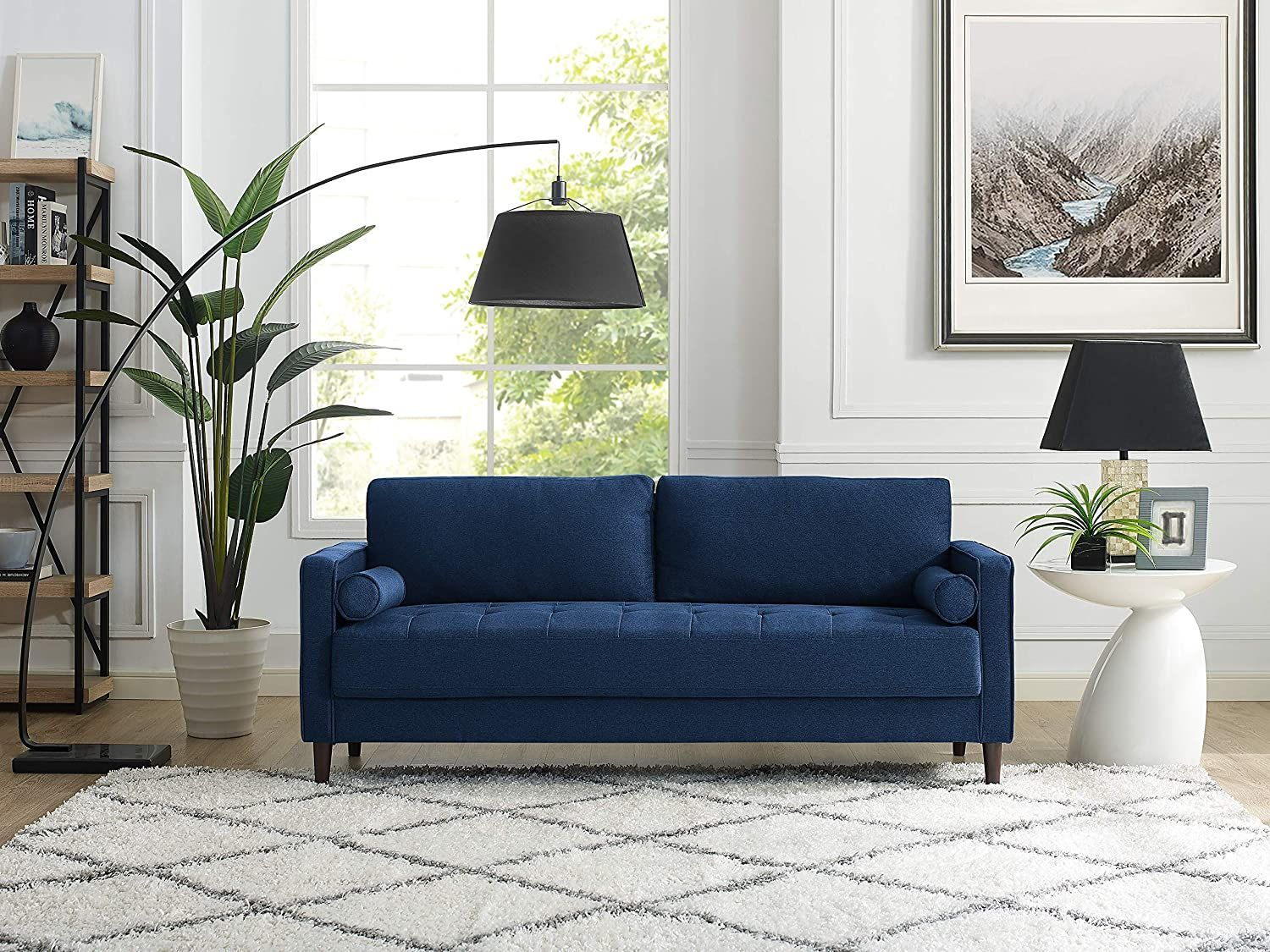 23 Gray Couch Living Room Ideas Best Rooms With Gray Couches In 2020 Lexington Sofa Upholstered Fabric Sofa #two #different #couches #in #living #room