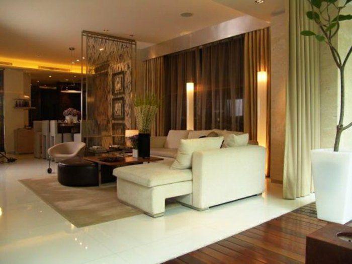 Wohnzimmergestaltung Im Einklang Mit Den Restlichen Bereichen