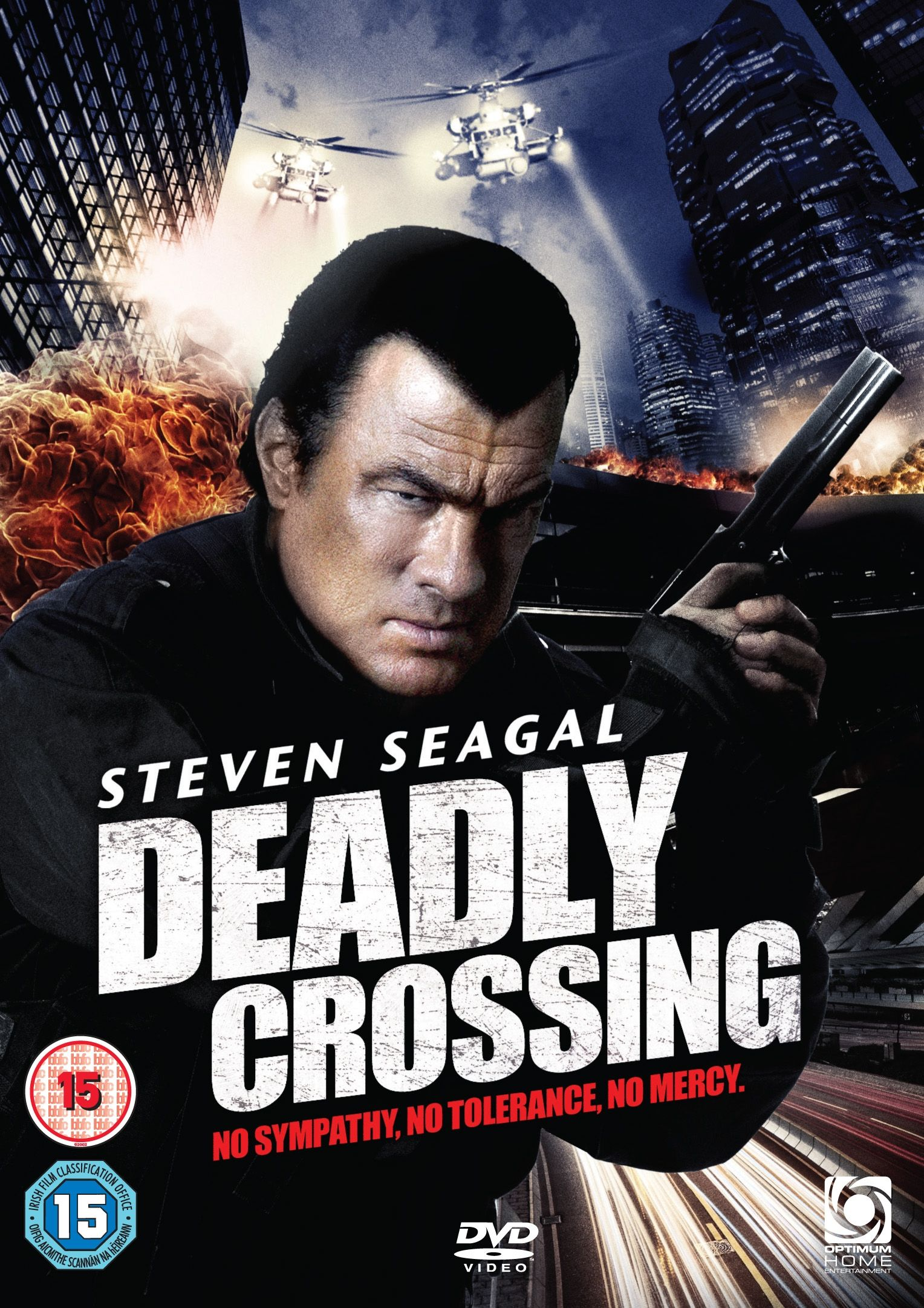 Deadly Crossing (With images) Steven seagal, Movies to