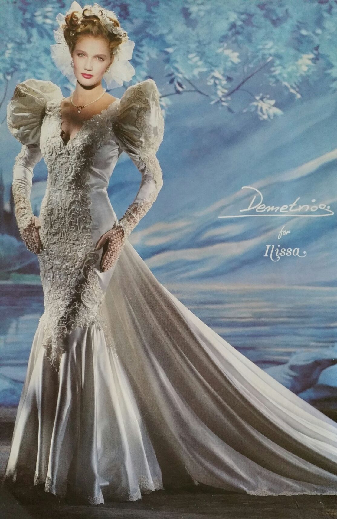 Demetrios 1990/1991 | Demetrios gowns 24 to over 30 years old -but ...