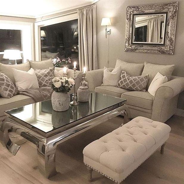 25 Elegant And Exquisite Gray Dining Room Ideas: Living Room Ideas Navy Blue Sofa #rusticlivingroom