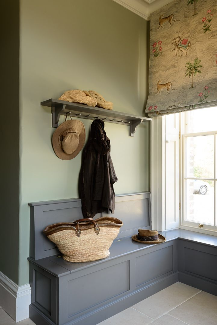 A lovely little window seat by deVOL