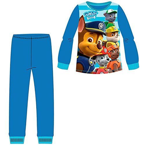 e14e67cc27 PAW PATROL pijama polar manga larga 2 piezas (3 años)  camiseta  starwars   marvel  gift