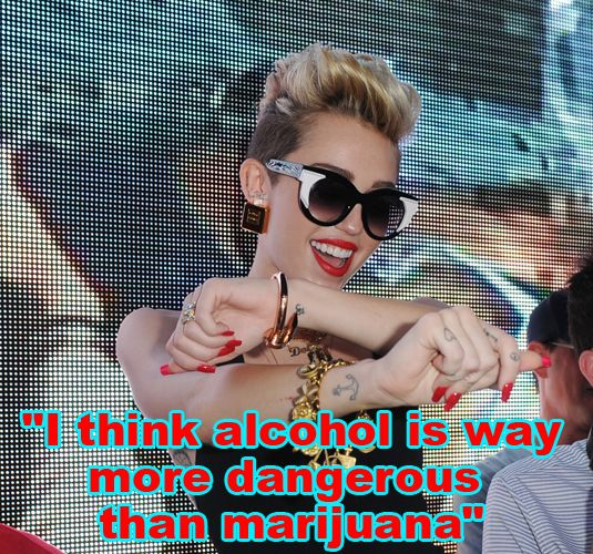 15 Ridiculously Amazing Things Miley Cyrus Has Said -3558