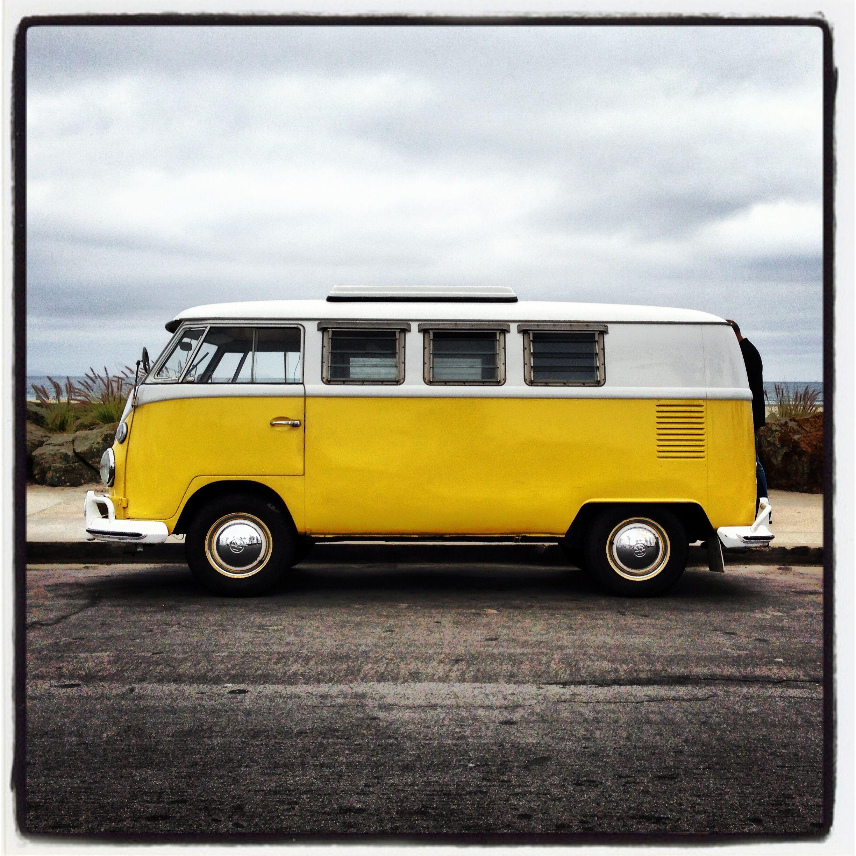 Vintage VW Van - Kombi