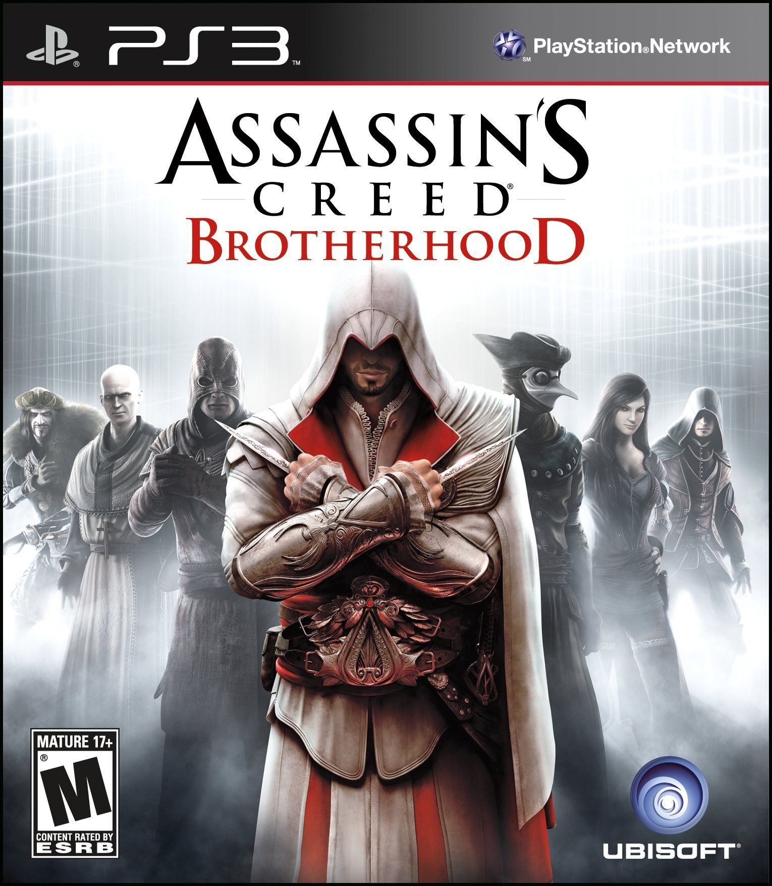 Assassin S Creed Brotherhood Ps3 Assassin S Creed Assassins Creed