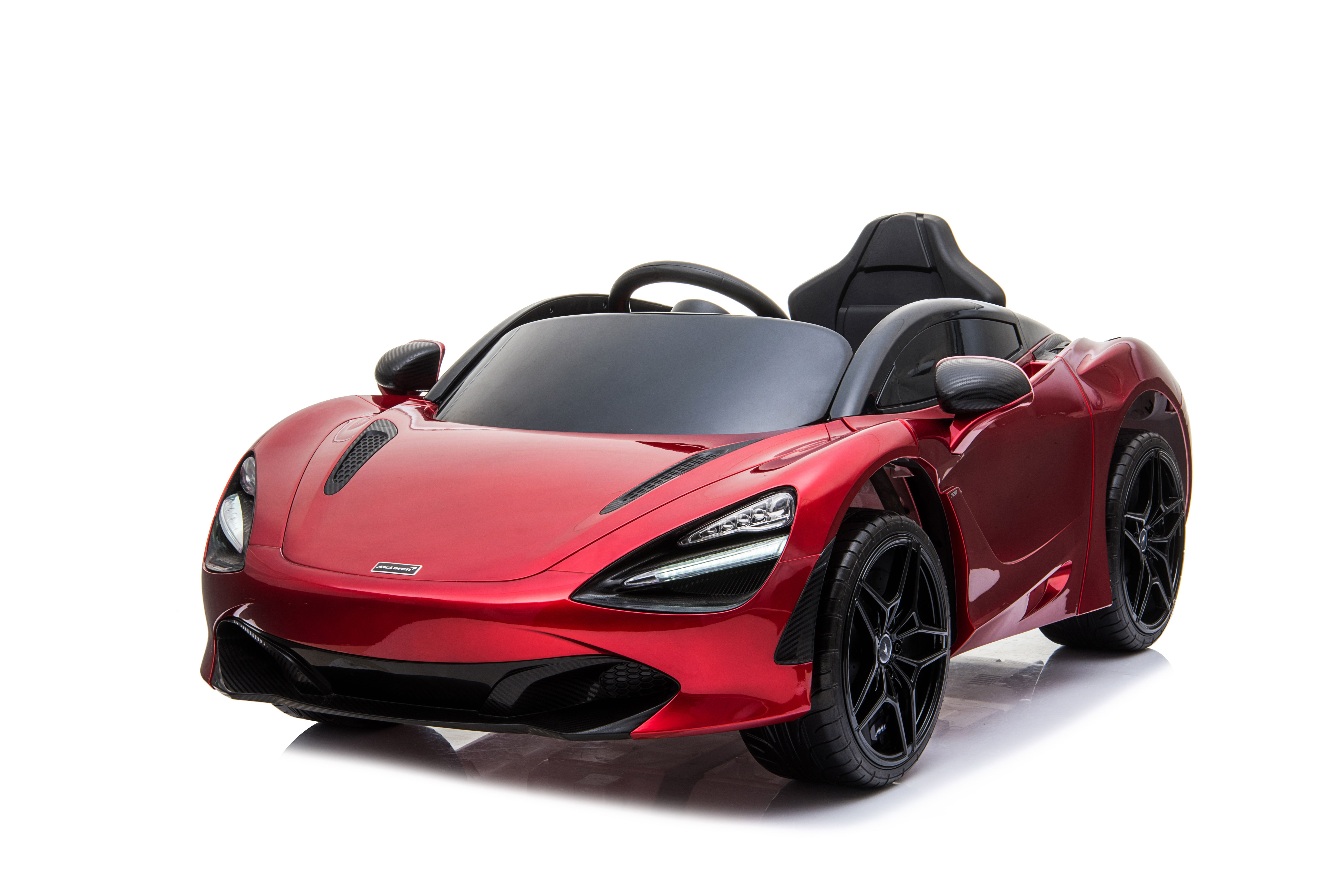 Mclaren 720s Cars For Kids Electric Ride On Cars Kids Vip Leather Seat Mclaren Car