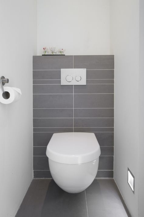 toilet inrichting trends | Bad | Toilettes, Idée salle de bain und ...