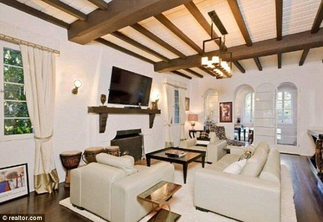Moderne Traditionele Woonkamer : Moderne inrichting huis plafond balken google zoeken woonkamer