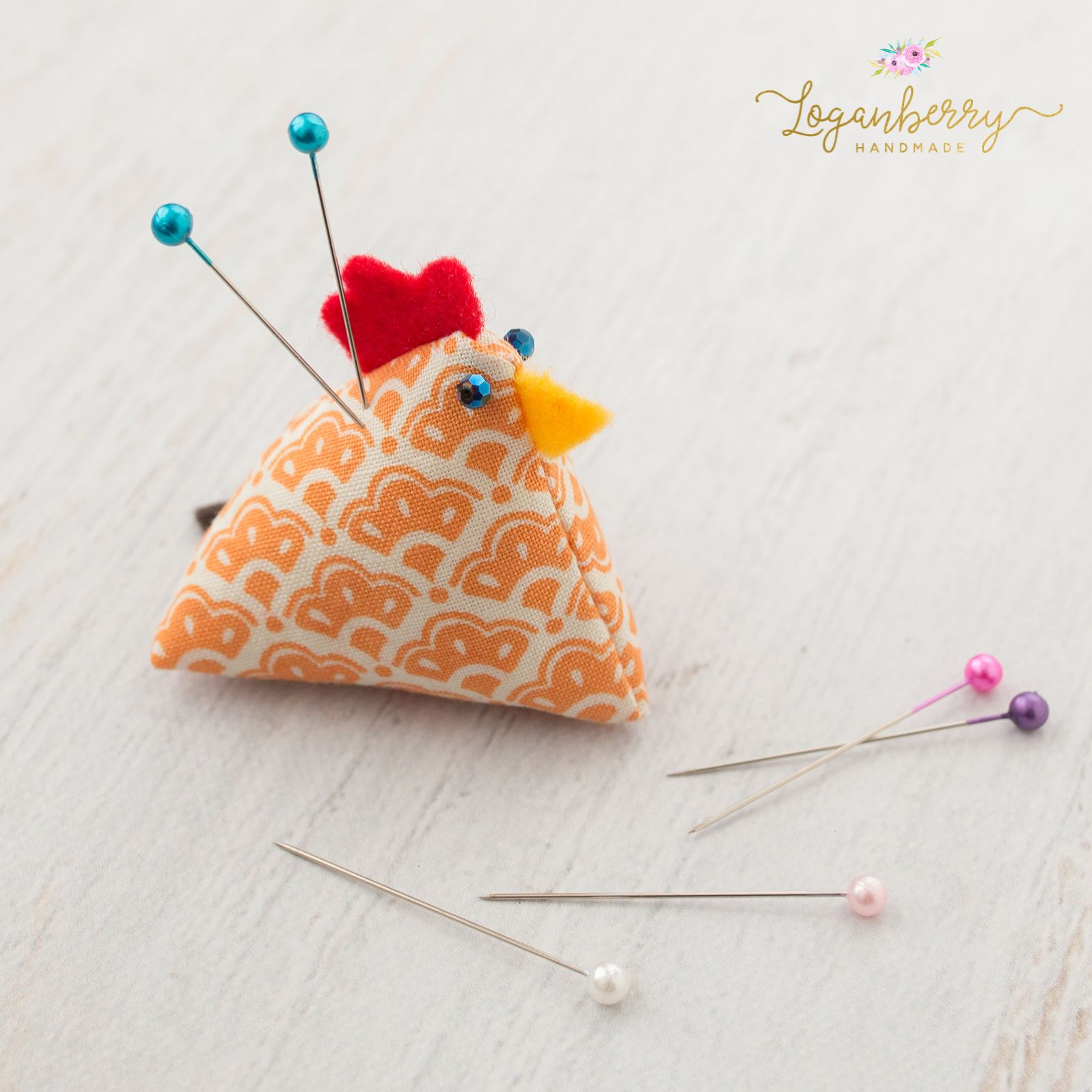 Chicken pin cushions tutorial free sewing pattern and tutorial tiny chicken pin cushions tutorial free sewing pattern and tutorial how to sew a chicken pin cushion diy pin cushions chicken bean bags jeuxipadfo Image collections