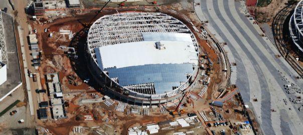 Prefeitura comemora avanço em obras do Rio 2016. Mas três delas preocupam - Laguna Olímpico