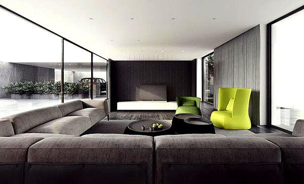 21 Hinreißende Moderne, Minimalistische Wohnzimmergestaltung   Moderne  Minimalistische Wohnzimmergestaltung Ideen Wohnlandschaft