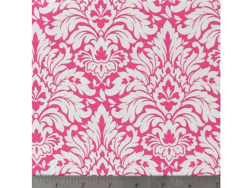 pink and white damask wallpaper Google Search (With