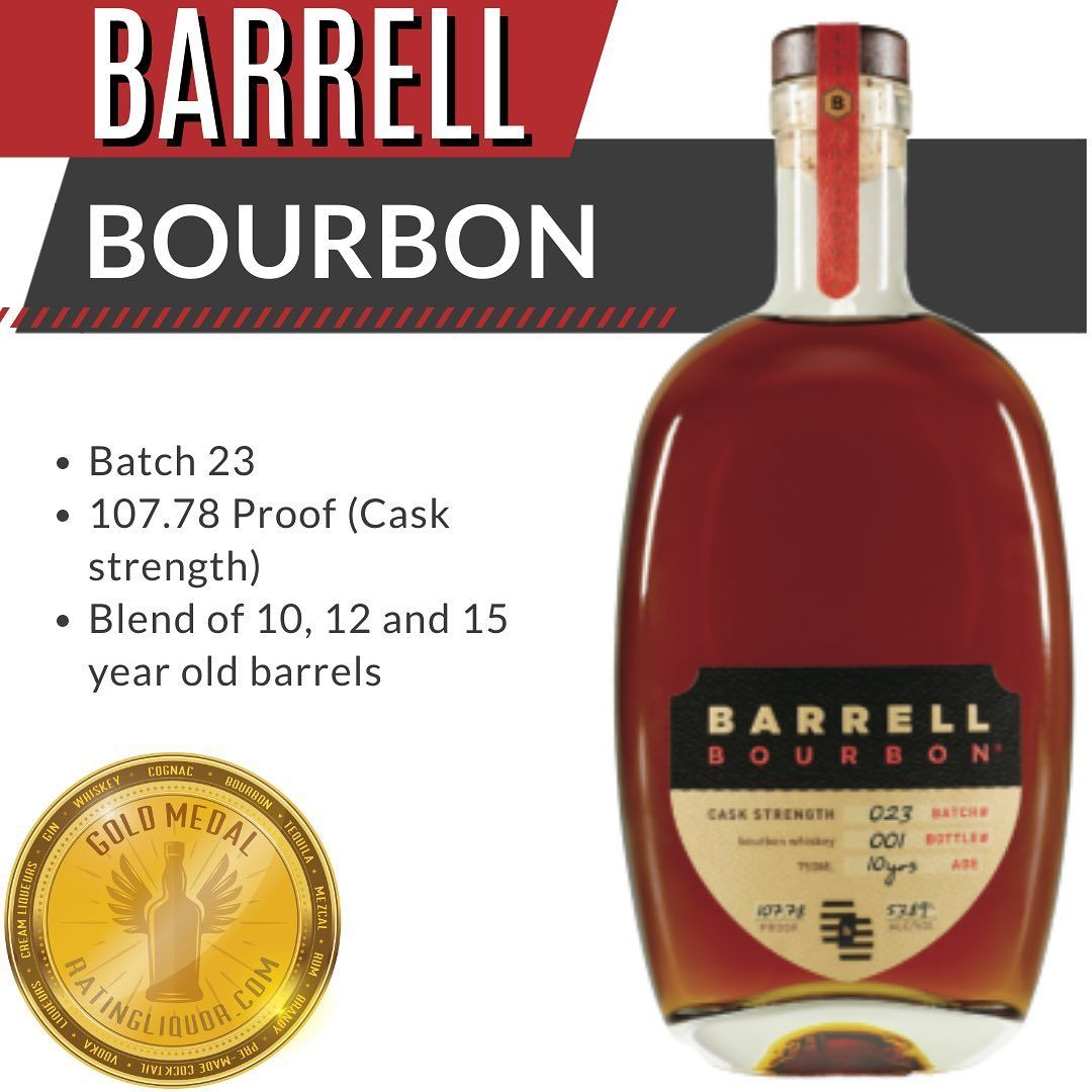 Barrell Bourbon Barrellbourbon Nose Man I Love That Good Bourbon Heat The Nice Dark Caramel And Roasted Corn Have In 2020 Best Bourbons Liquor Wine Bottle