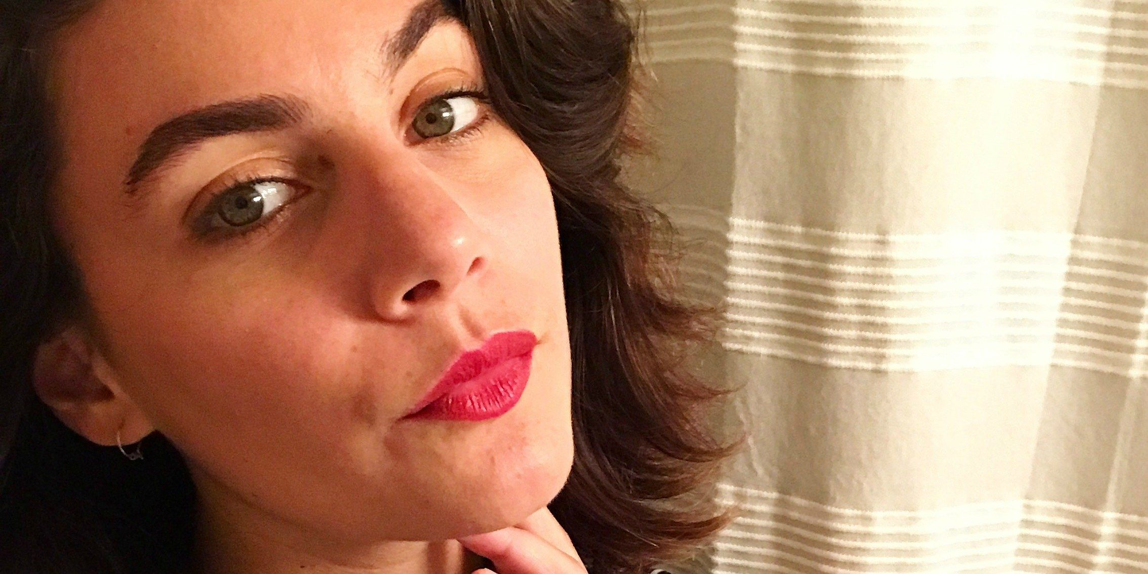 I Wear a Lot of Makeup—and I'm Done With Being Shamed for