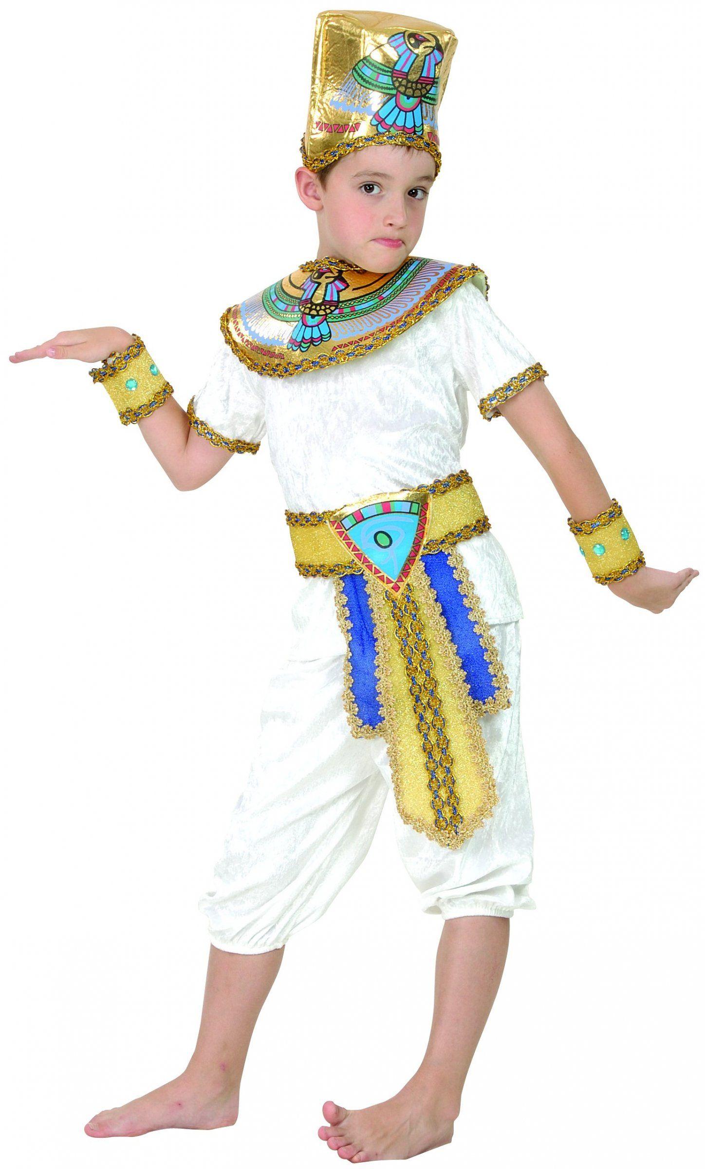 880125f2e Disfarce egípcio rapaz   Disfarces Crianças