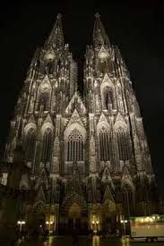 The Cologne Cathedral Largest Gothic Church In Northern Europe Dominant Landmark Of City Oma Tante Veroni Took Me There As A Child So