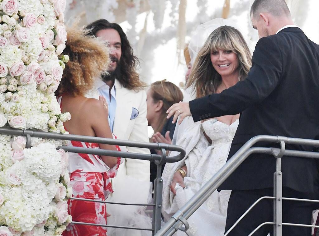 Destination Wedding Capri Sul Cristina O Per Heidi Klum E Tom Kaulitz Cira Lombardo Wedding Planner Event Creator Klum Tom Kaulitz Hochzeitswochenende