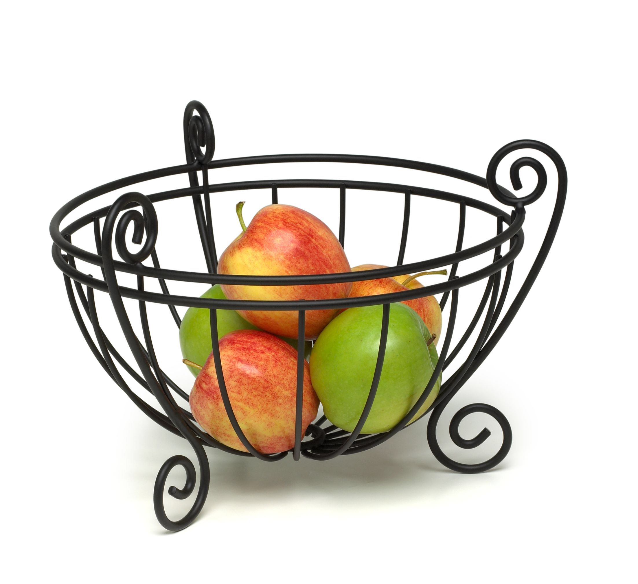 Scroll Deluxe Fruit Serving Bowl