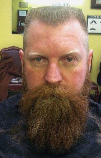 23++ Flat top with beard information