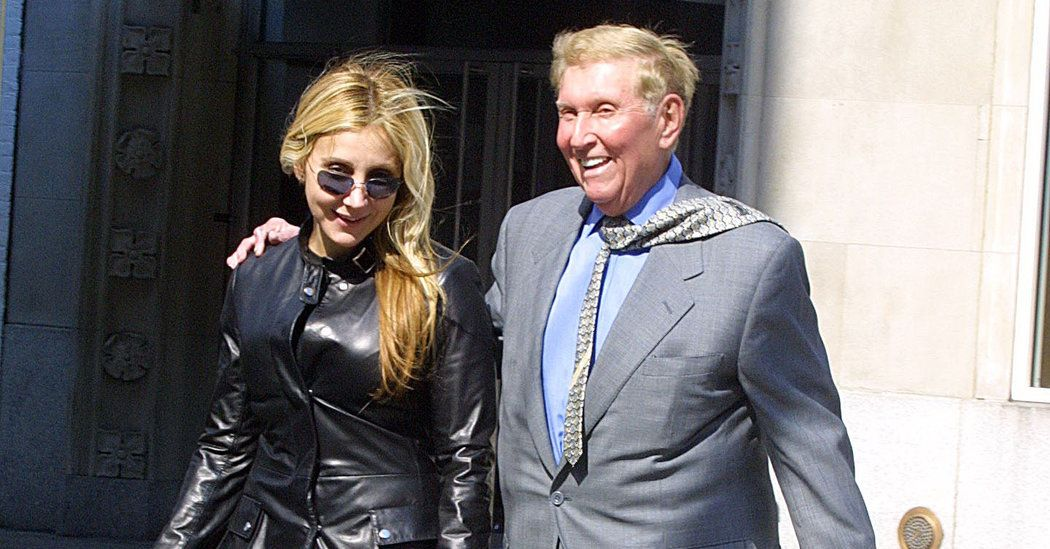 Sumner Redstone Trial Captivates Hollywood and Wall Street