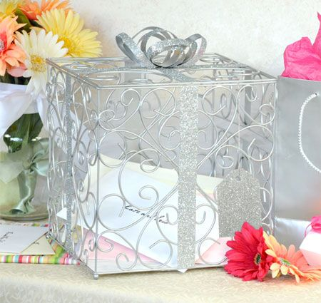 Reception Gift Card Holder Wedding