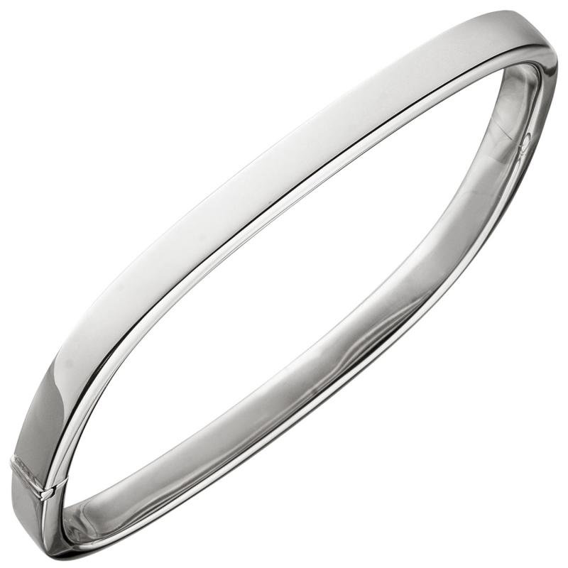 3 cm Armkette Damen Armband mit Beads echt Sterling Silber 925 Zirkonia 15