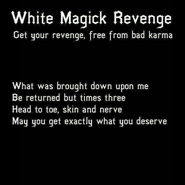 Wiccan spells #wiccanspells