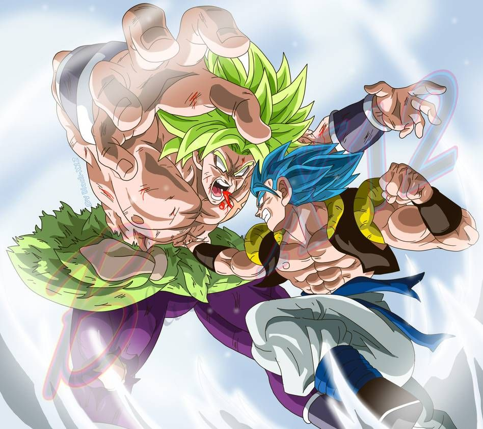 The strongest vs the strongest!! by BlackX12 on