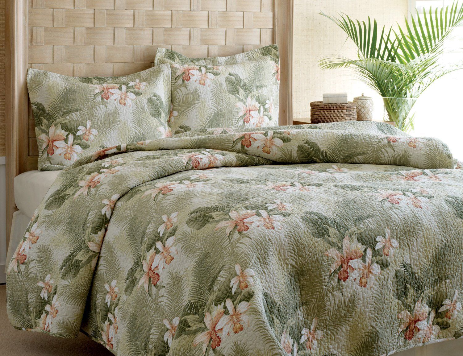 Amazon tommy bahama topical orchid quilt set fullqueen amazon tommy bahama topical orchid quilt set fullqueen gumiabroncs Gallery