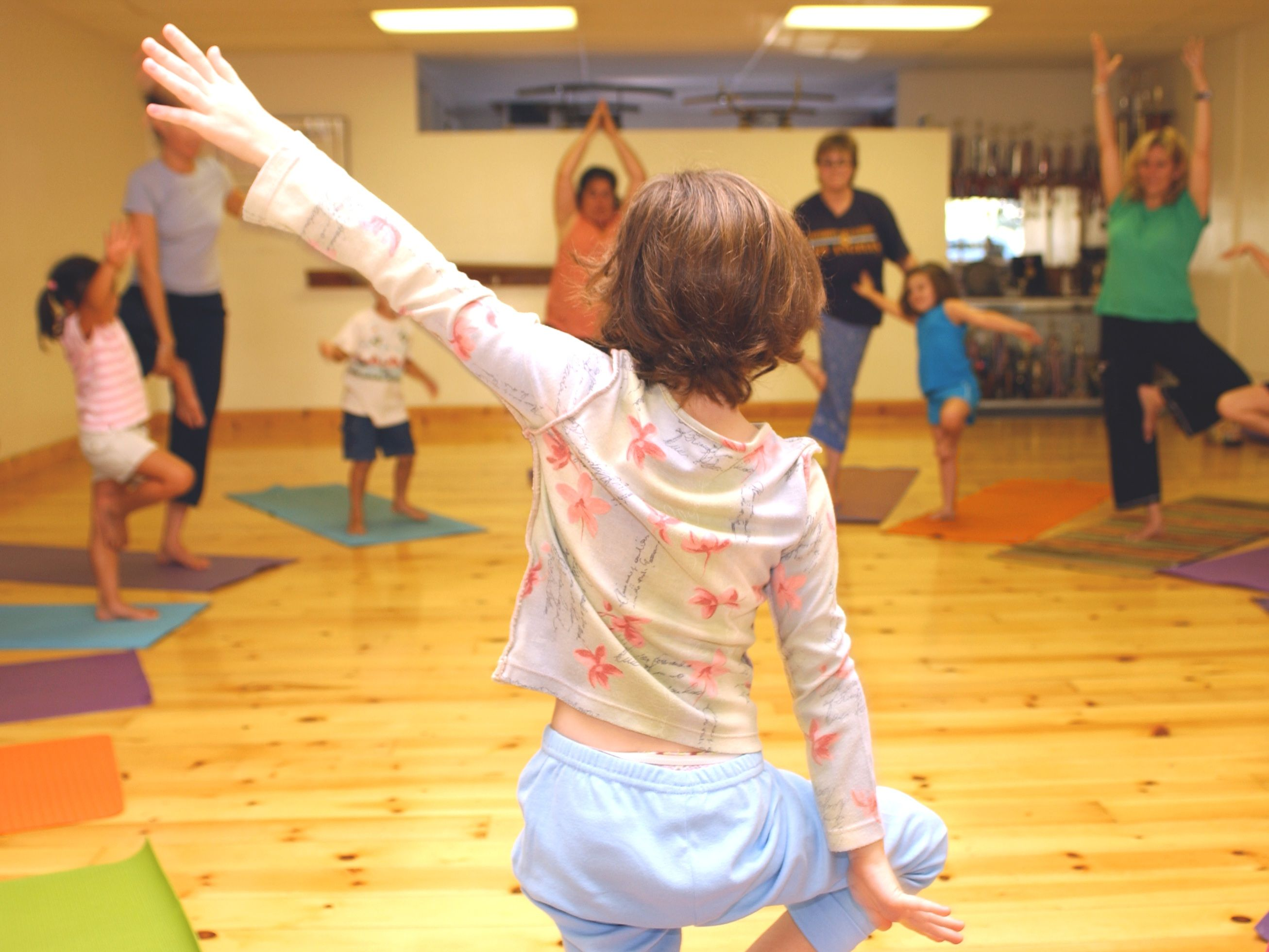 Benefits Of Yoga For Kids With Special Needs Repinned By Sos Inc Resources Sostherapy