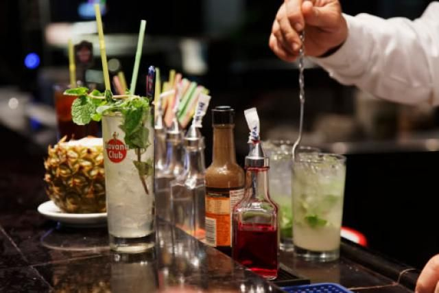Bartender Skills List and Examples Pinterest Resume cover