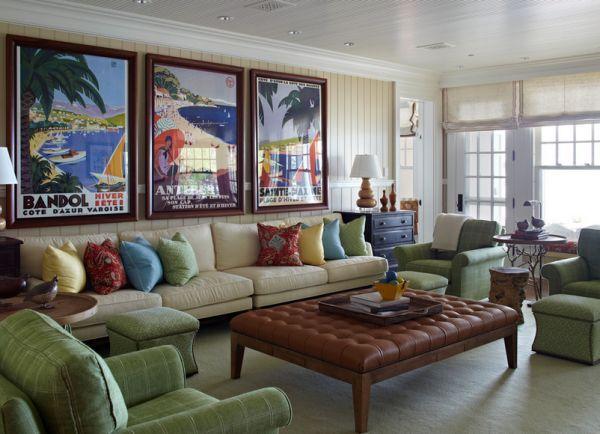 Poster interior modern house großer offener raum u pixers wir