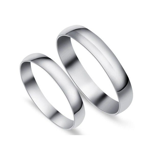 Nice Wedding Bands For Him And Her.