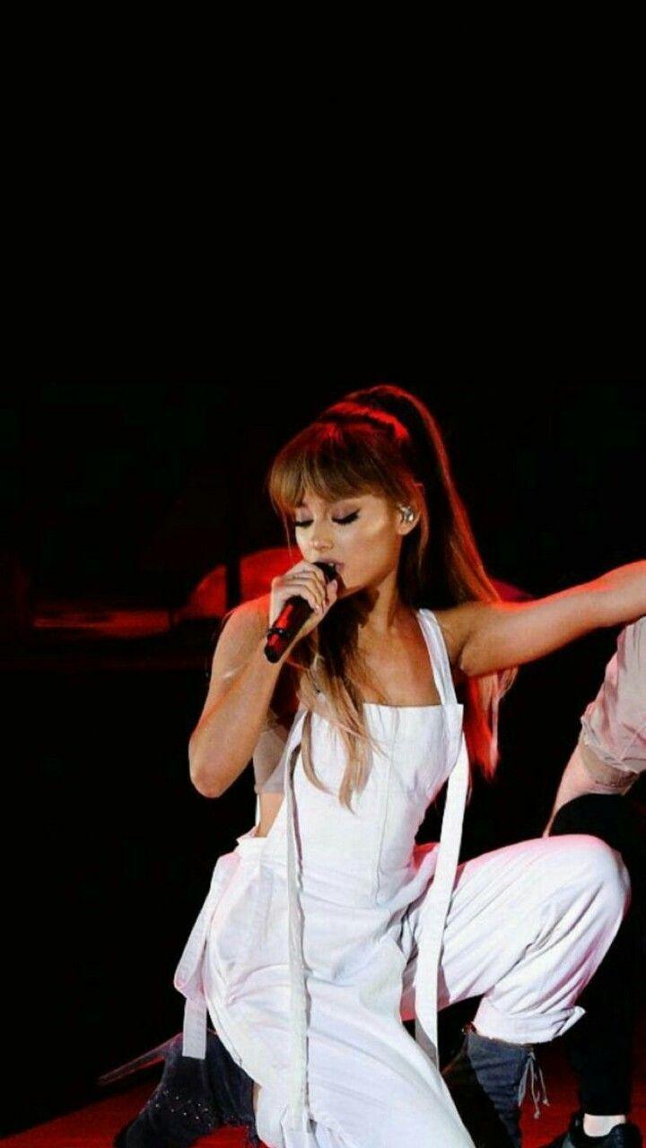 Pin On Ariana Grande Live