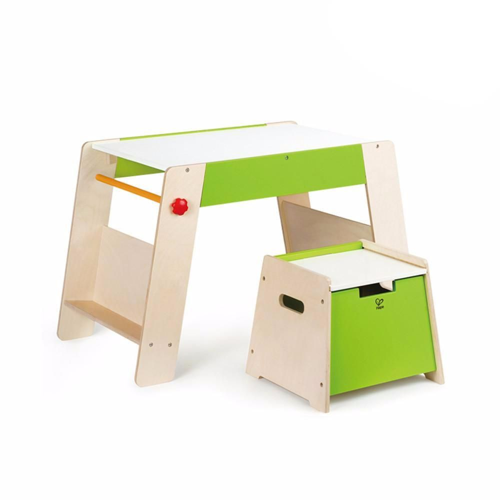 Play Station And Stool Set Mdf Founde