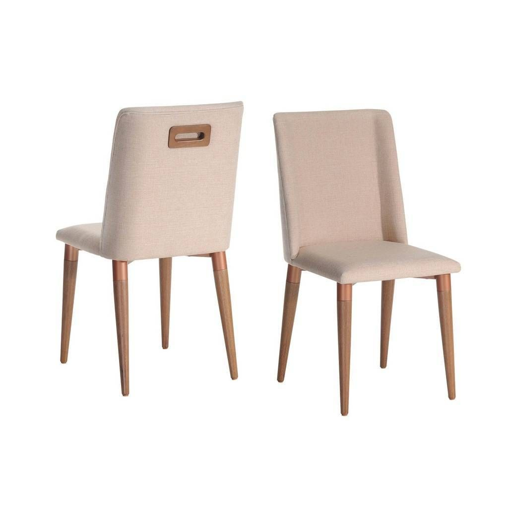 Remarkable Tampa 2 Piece Dining Chair With Back Handle Design In Dark Download Free Architecture Designs Grimeyleaguecom