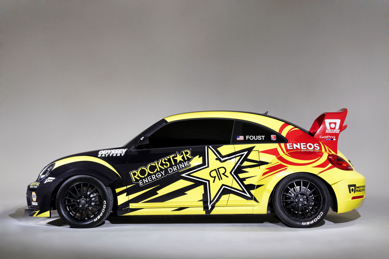VW Dealer Chicago >> Volkswagen Tuning Side Beetle Red Bull Global Rallycross