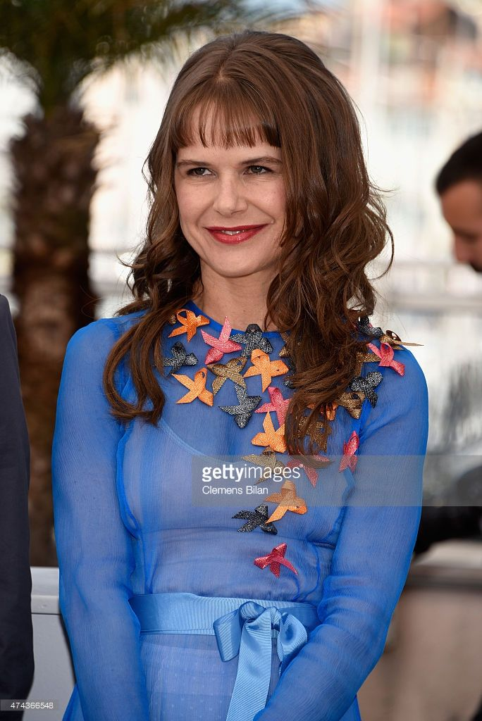 Actress Nailea Norvind Attends The Chronic Photocall During The