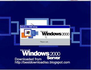 Best Download Iso Microsoft Windows Server 2000 Setup Files Fre