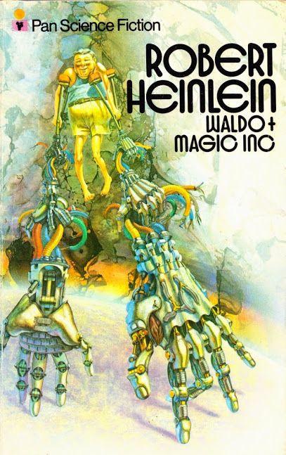 Robert A. Heinlein - waldo