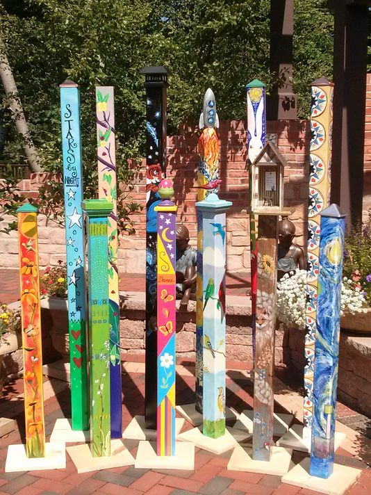 Local artists contribute to Bookworms Gardens fundraiser A place