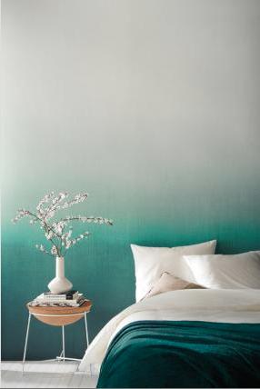 papier peint dégradé de couleur | Murals | Pinterest | Decor