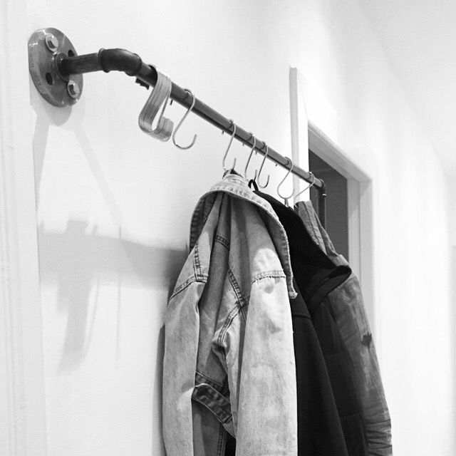 Flurgarderobe · Industrial Design · Industriedesign · Hallway Wardrobe · Flu #industridesign