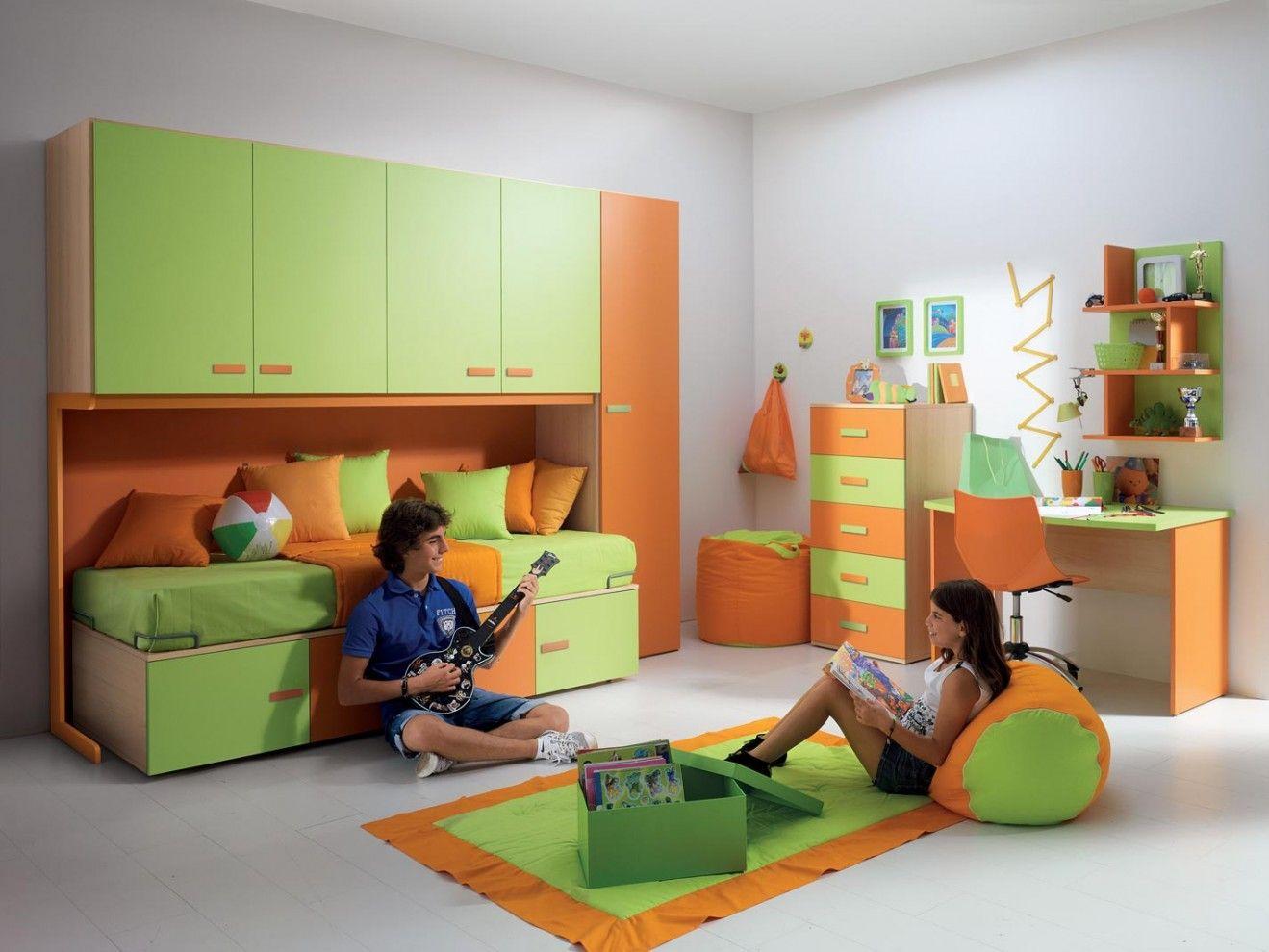 Cameretta Girotondo ~ Camere per bambini versatili e sicure camerette girotondo