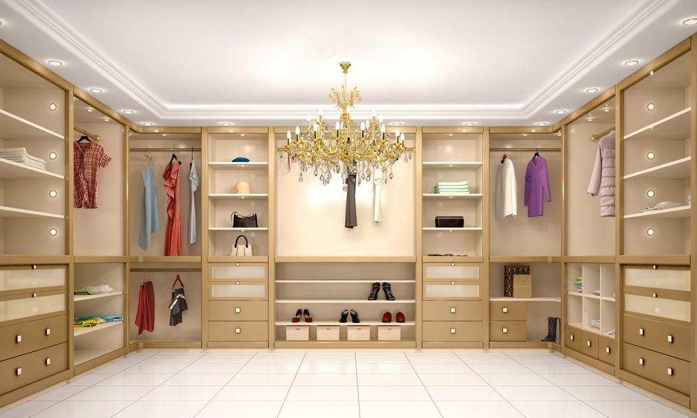 6 أشياء يجب مراعاتها عند تصميم غرفة الملابس Dressing Room Design Fitted Bedrooms Home