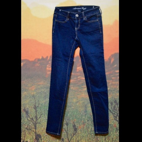 American Eagle Jegging American eagle blue jean Jegging size 0 American Eagle Outfitters Jeans Skinny